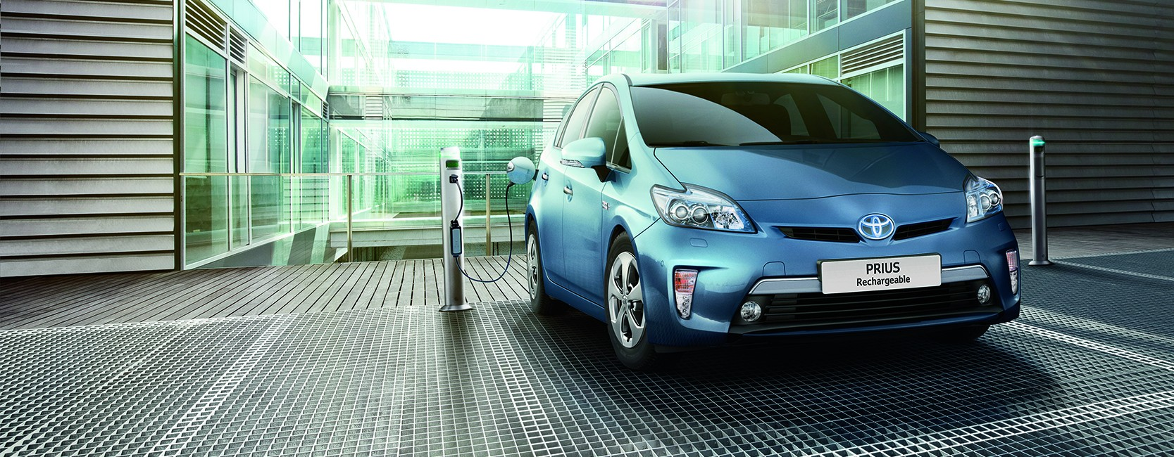 Prius Rechargeable